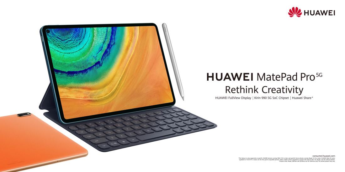Huawei MatePad Pro 5G là một máy tính bảng mạnh mẽ 1