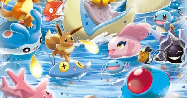 Kỷ niệm tình bạn và nhận thêm quà tặng trong Pokemon Đi đi