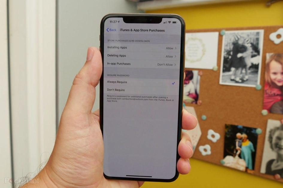 Làm cách nào để tắt tính năng mua trong ứng dụng cho iPhone, iPad và Android?