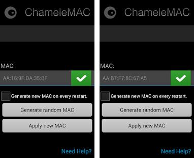 Làm cách nào để thay đổi máy Mac Android từ điện thoại di động mà không cần root máy?