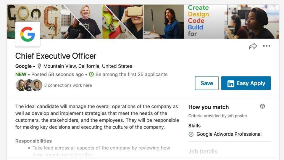 Lỗ hổng trên LinkedIn giúp nhà tuyển dụng thực hiện các bài đăng giả mạo ...