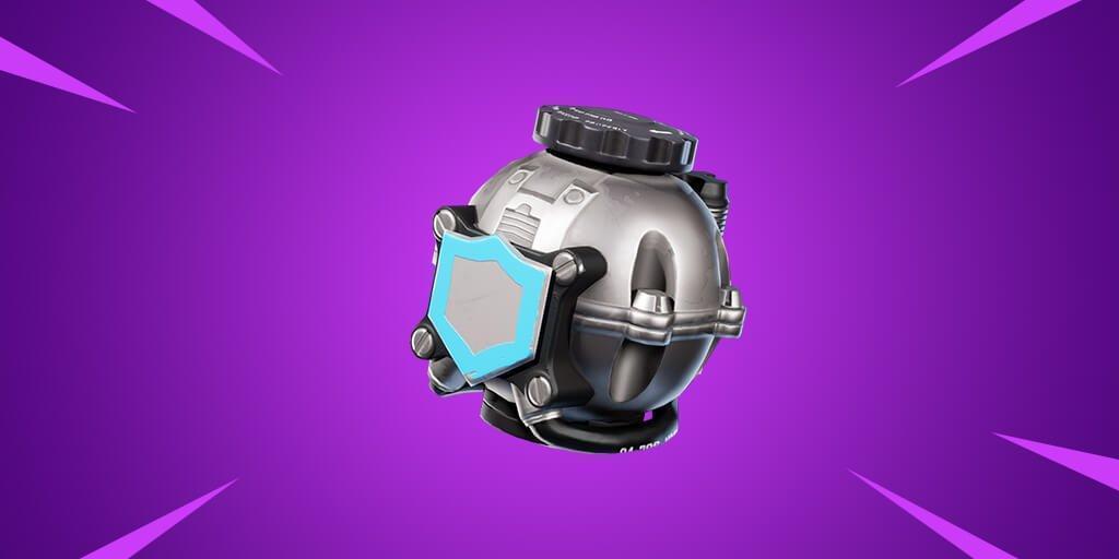 """Lựu đạn """"Bubble Shield"""" mới sắp ra mắt Fortnite"""