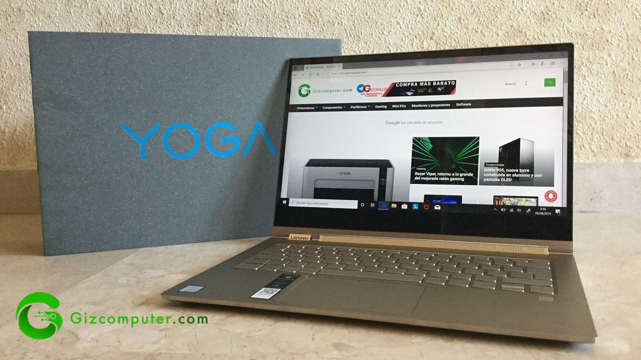 Lenovo Yoga C930-13IKB, chúng tôi đã thử nghiệm máy tính xách tay chuyển đổi thú vị này