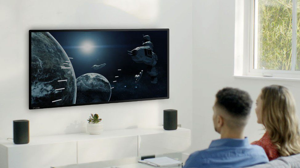 Loạt phim truyền hình mới của Hisense mang nền tảng Roku rực rỡ đến nước Anh