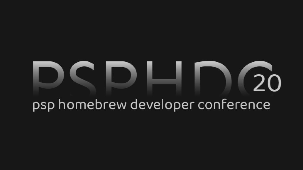 Lưu lại ngày: Hội nghị nhà phát triển PSP Homebrew vào ngày 28 tháng 3 2