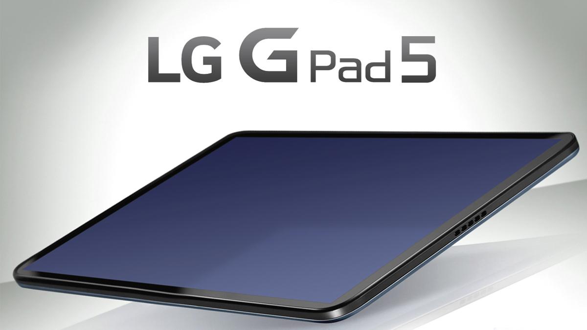 Máy tính bảng LG G Pad 5 với màn hình 10,1 inch có giá trung bình