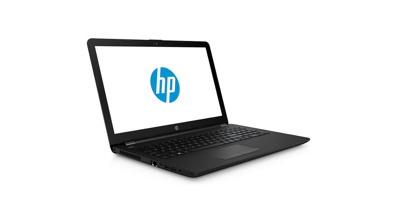 Máy tính xách tay HP 15-BS199NS, máy tính xách tay màu đen hiện đại
