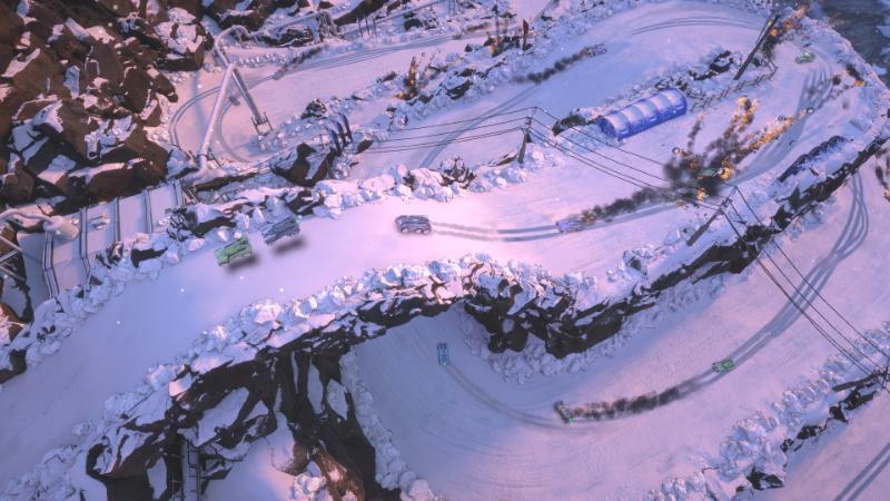 Mantis Burn Racing ra mắt từ Bắc Mỹ Switch vào ngày 12 tháng 12 năm 2019