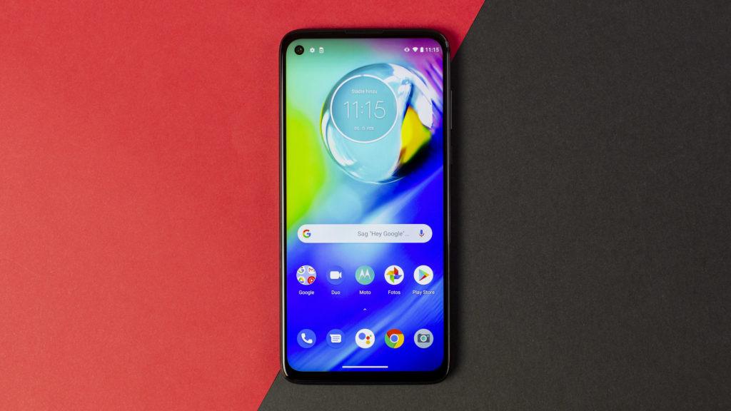 Moto G8 Power Direct: Mỗi tháng một chiếc Motorola mới