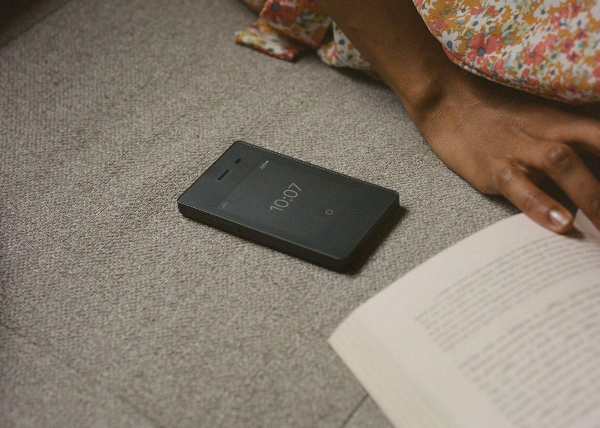 Nó thực sự phải được tắt? Sau đó, bạn cần Light Phone 2!