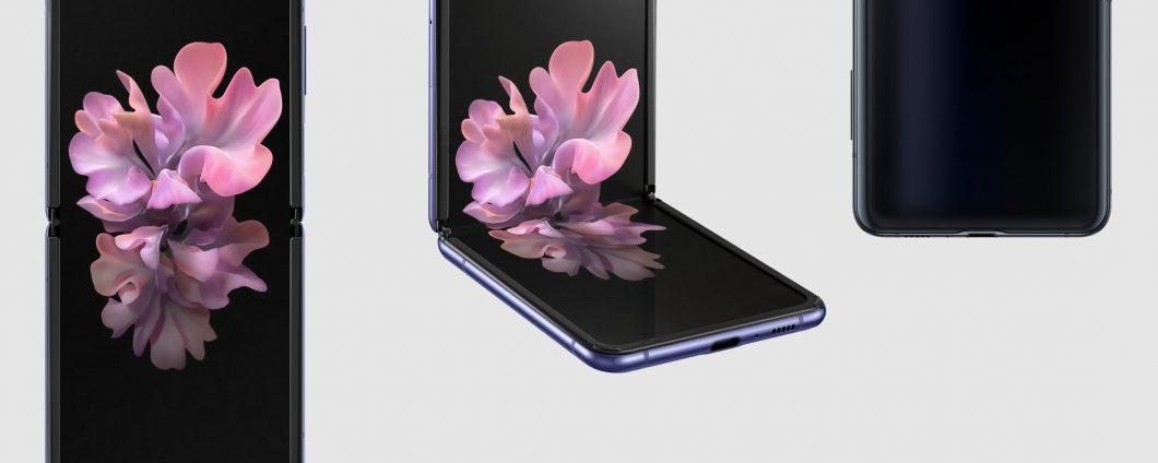 Nhưng chúng tôi đã thấy điều này Galaxy Z Balik ...