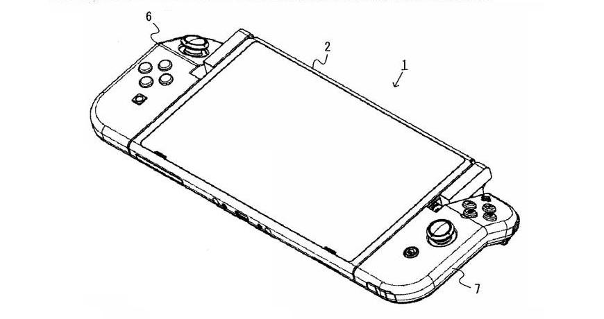 Nintendo khám phá khả năng tạo ra Joy-Con gấp cho nó Switch