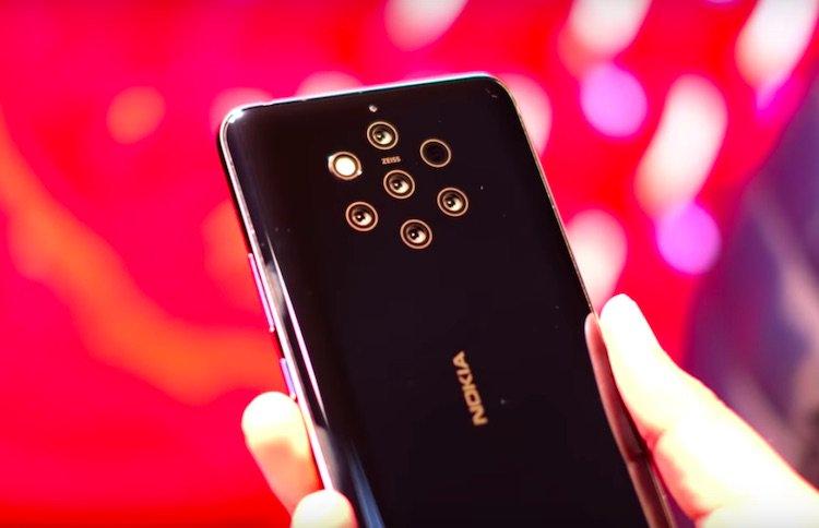 Nokia 9 PureView nhận được điểm DXOMark rất thấp