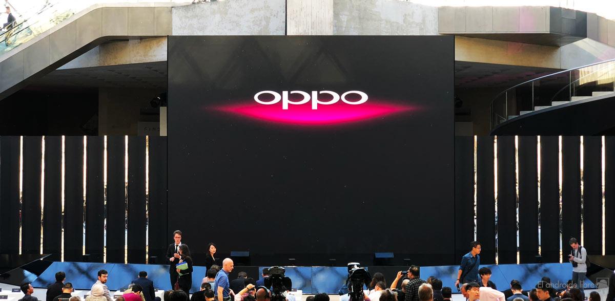 Oppo giới thiệu nguyên mẫu đầu tiên của camera trước dưới màn hình