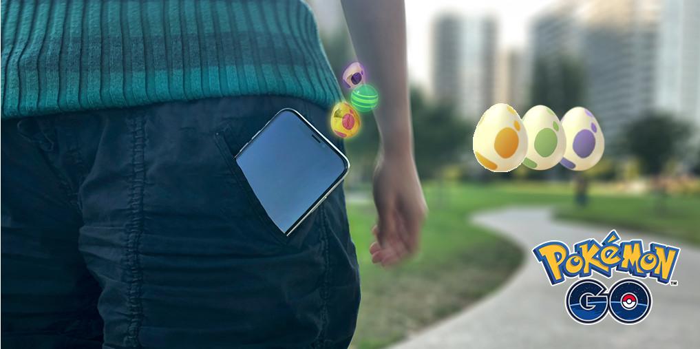 Pokemon Chuyển đến phần Đồng bộ hóa các cuộc phiêu lưu trứng mới và cập nhật