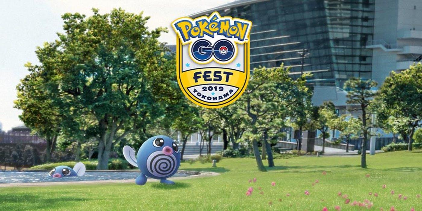 Pokemon Sự kiện Global Go Shiny Poliwag vào tháng 8 được tiết lộ | Trò chơi Rant