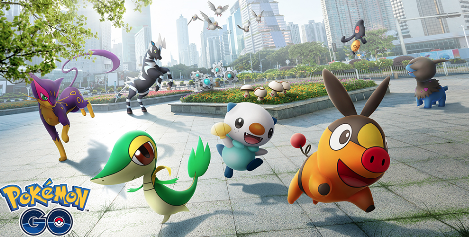 Pokemon Tuần siêu thưởng 3 Unova phát hành các thủ lĩnh băng đảng