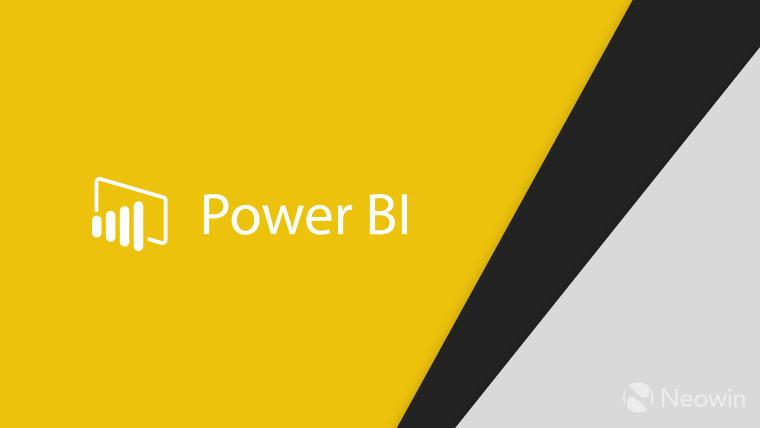 Power BI Desktop nhận được bản cập nhật tháng 9; đây chỉ là một cái mới