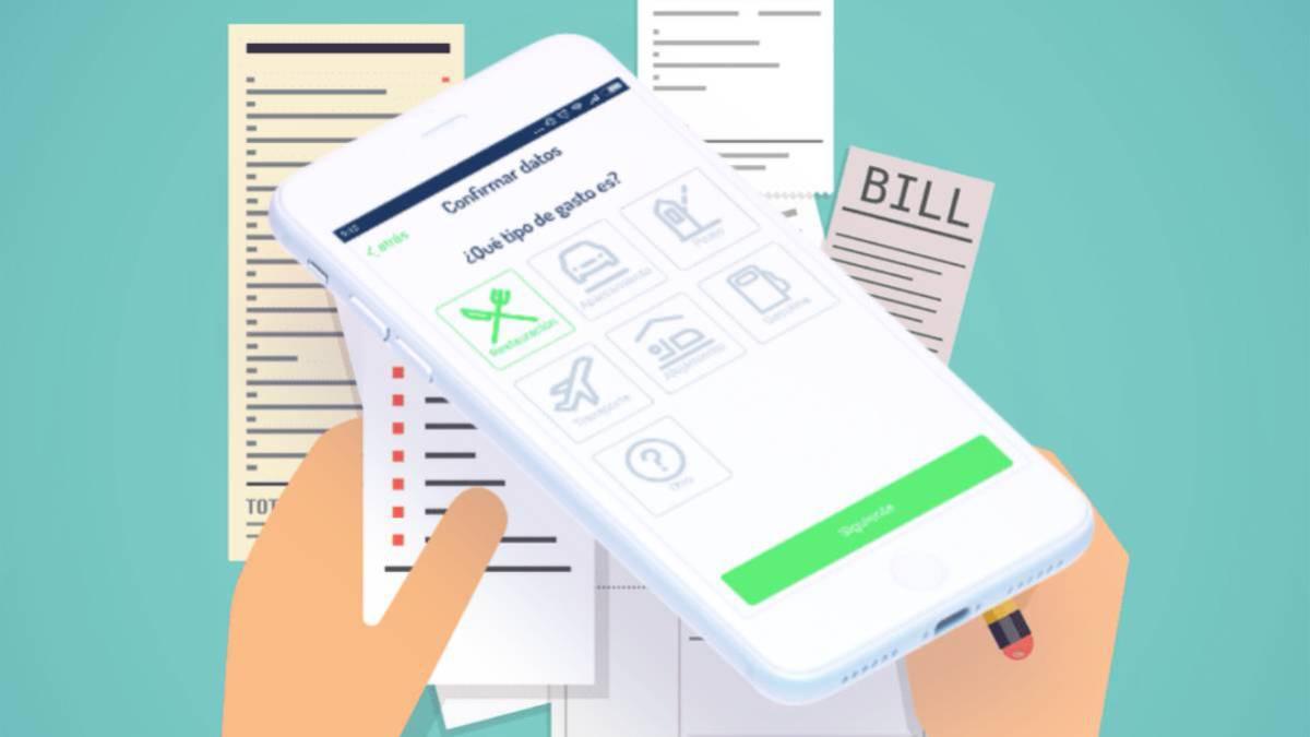 Quét và quản lý vé và hóa đơn trên điện thoại di động của bạn với ứng dụng này 1