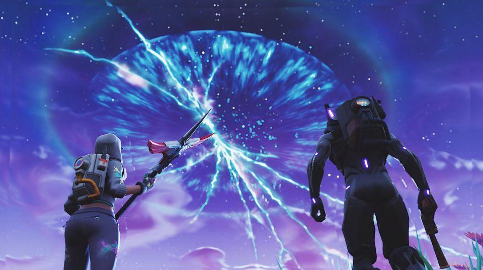 Rocket tham quan sẽ ra mắt ngay khi bắt đầu xây dựng: Fortnite Một người hâm mộ