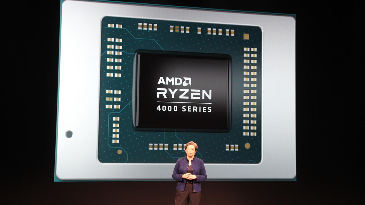 Ryzen 4000: AMD phát động một cuộc tấn công lớn chống lại Intel trong portátiles