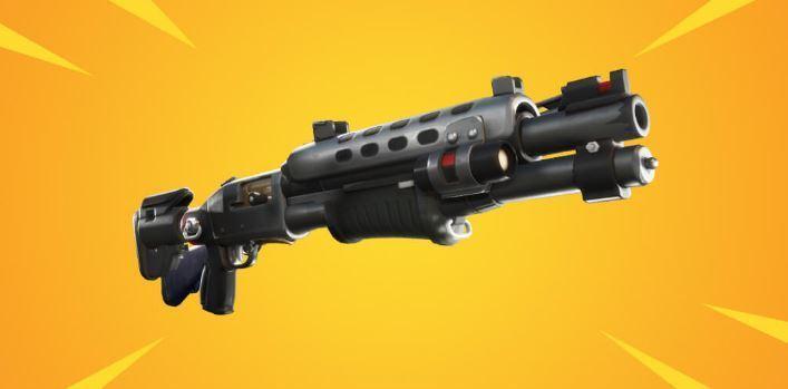 Sắp có súng trường chiến thuật, sử thi và huyền thoại Fortnite