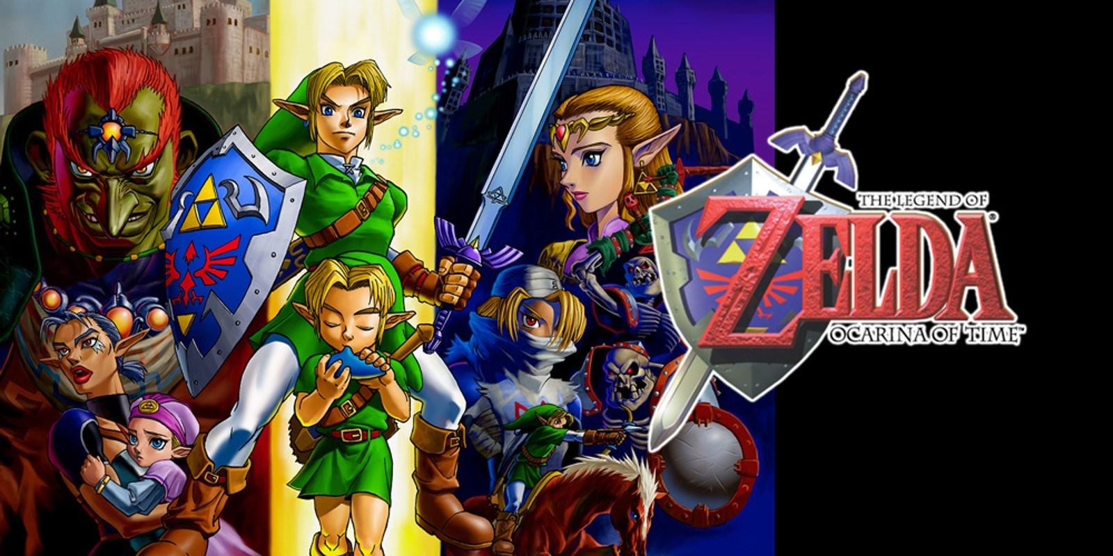 Sống lại câu chuyện với Zelda Ocarina từ Time ROM Tây Ban Nha 2