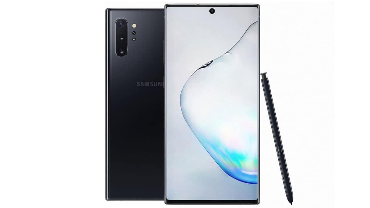 Samsung Galaxy Note        10+ Hiển thị A + Xếp hạng DisplayMate, Xác định ...