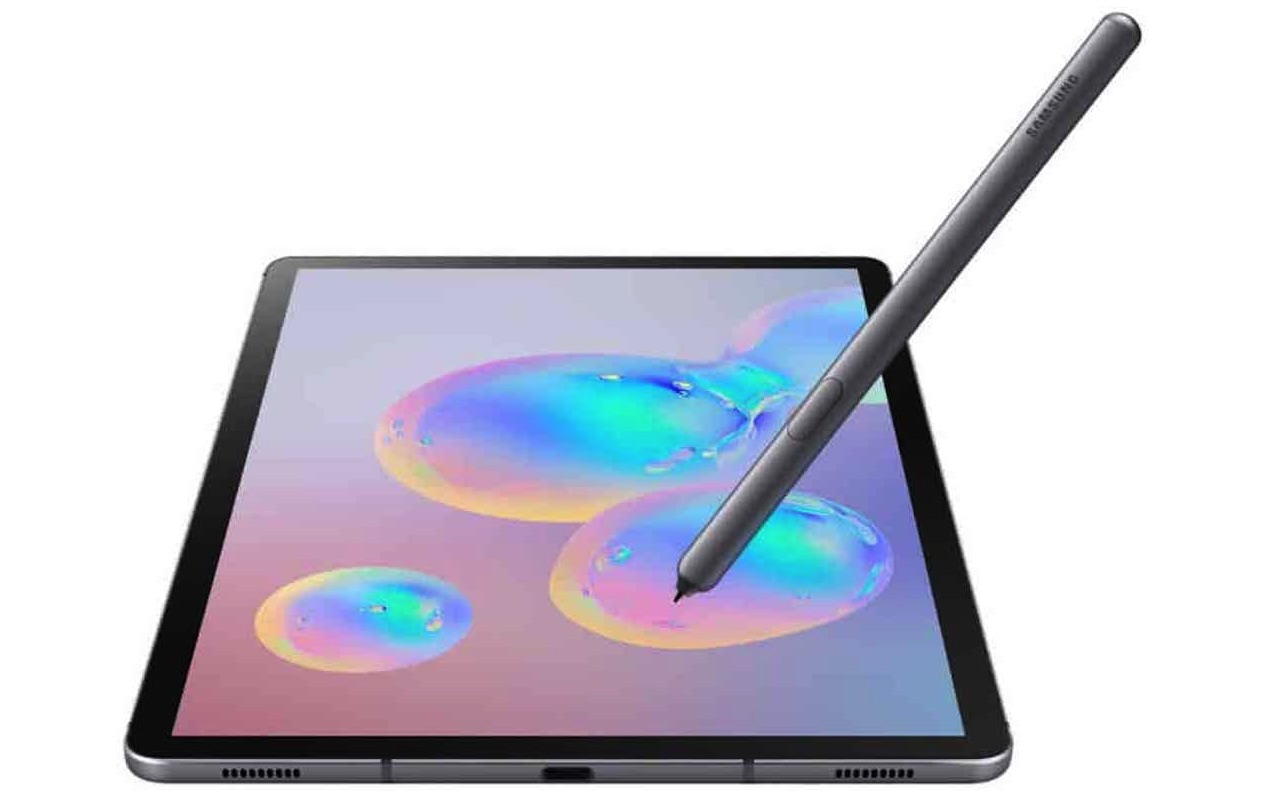 Samsung Galaxy Tab S6, máy tính bảng 5G đầu tiên sắp ra mắt