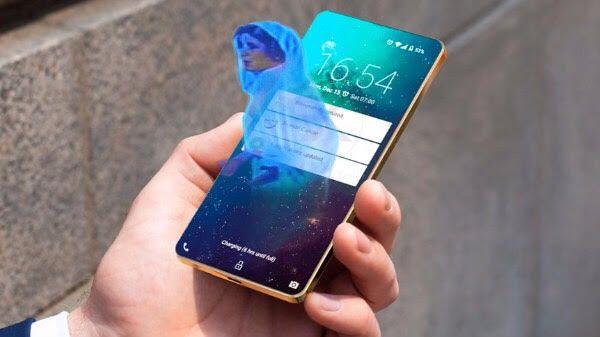 Samsung tiết lộ điện thoại di động hoàn hảo trong bằng sáng chế mới: phải không? các Galaxy  S10?