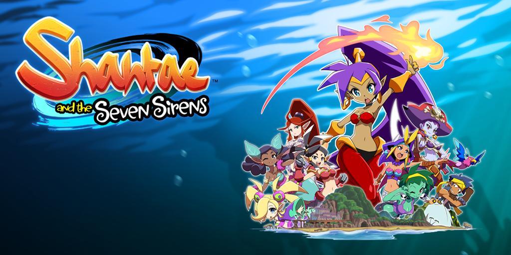 """Shantae 5 đã được đổi tên thành """"Shantae và Bảy nàng tiên cá"""""""