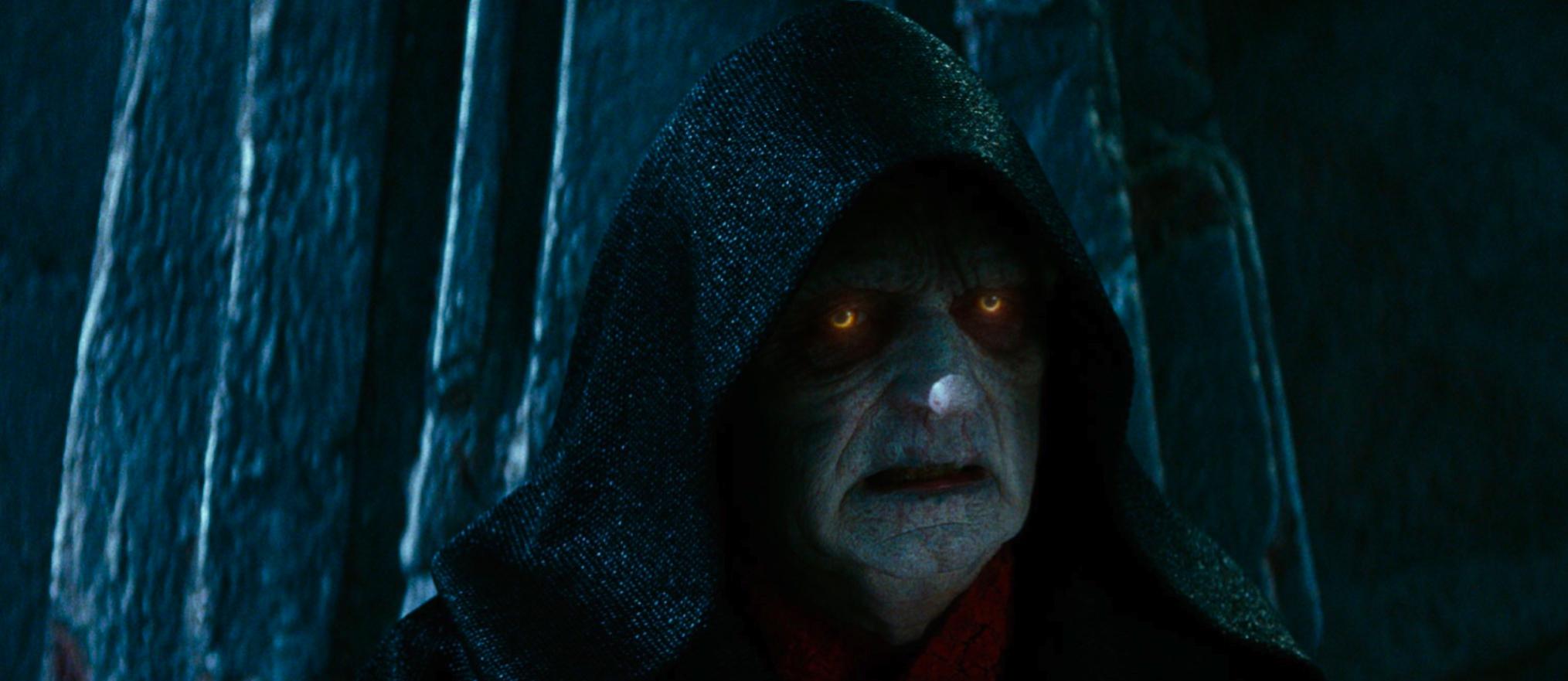 Sự trỗi dậy của Skywalker: Phiên bản đầu của kịch bản Giải thích về sự trở lại của Palpatine 1