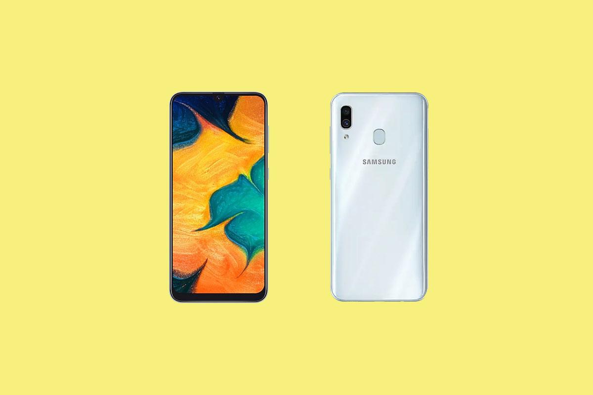 Tải xuống Samsung Galaxy Hình nền A30