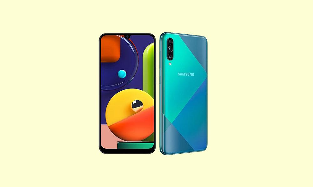 Tải xuống Samsung Galaxy Hình nền sống A50