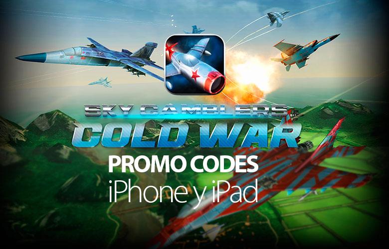 Tải xuống trò chơi Sky Gamblers: Cold War MIỄN PHÍ với một trong những mã khuyến mại này