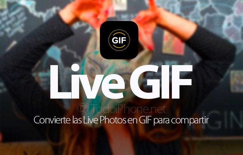 Thay đổi ảnh trực tiếp thành GIF bằng GIF trực tiếp