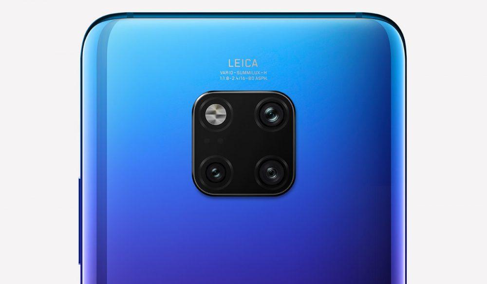 Thiết kế cuối cùng của Huawei Mate 30 Pro được tiết lộ