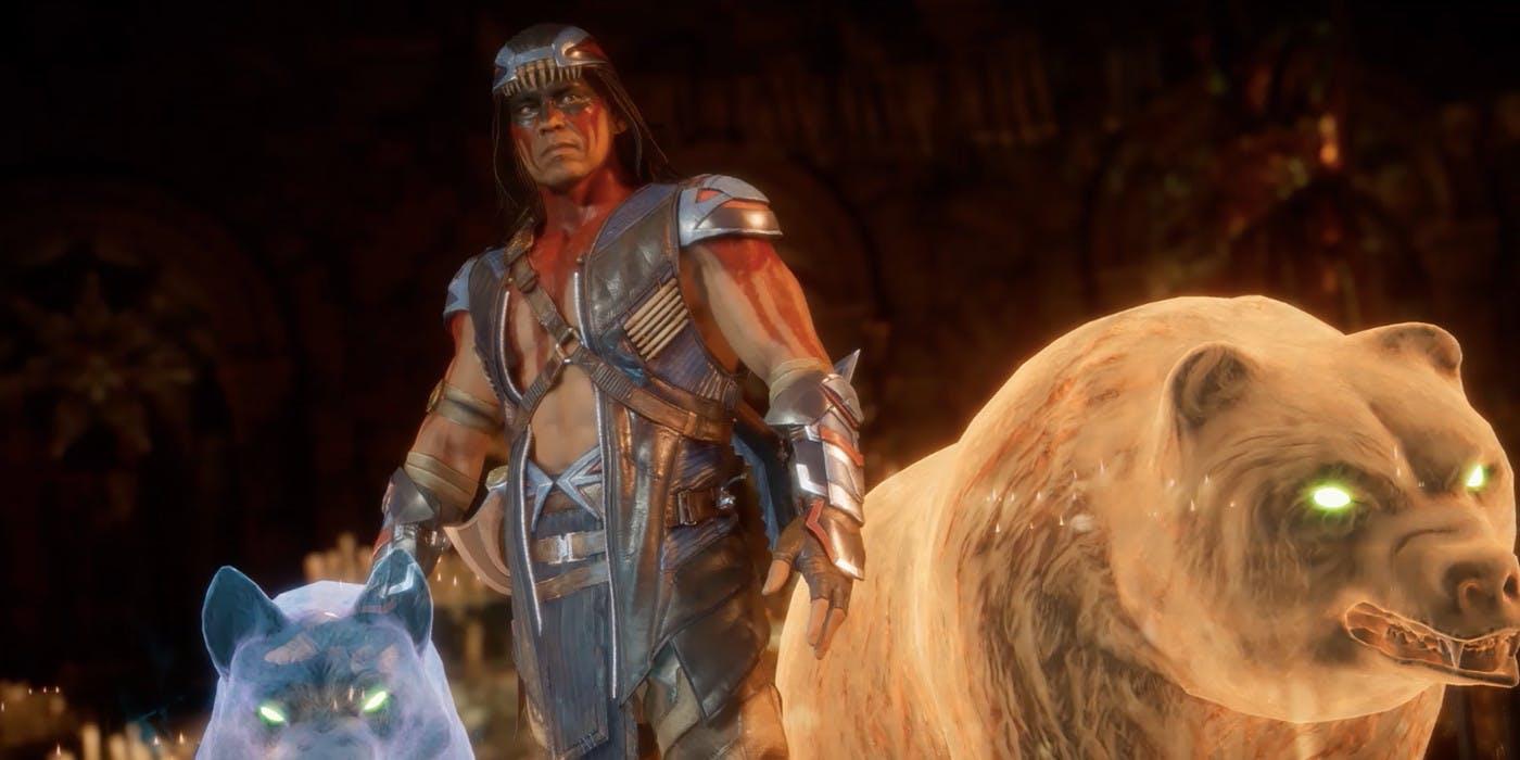Trò chơi Nightwolf Mortal Kombat 11, Tử vong và những người khác