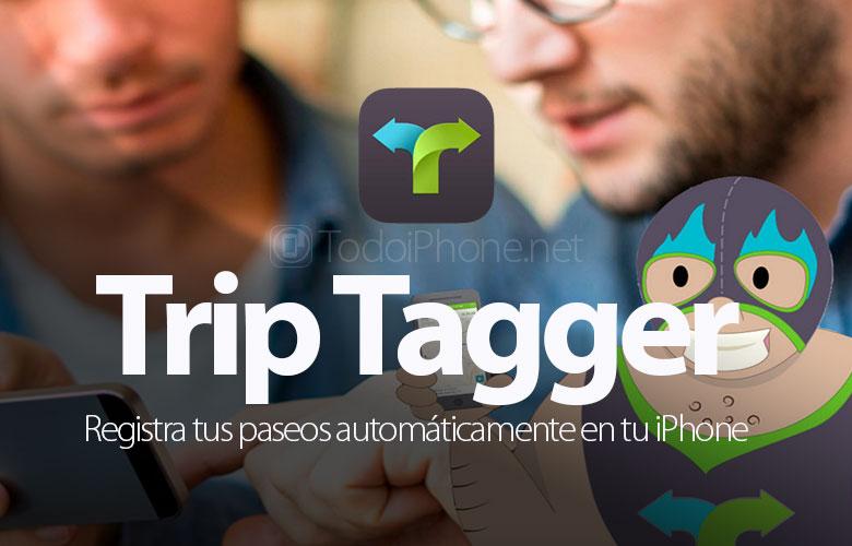 Trip Tagger, tự động ghi lại chuyến đi của bạn trên iPhone của bạn