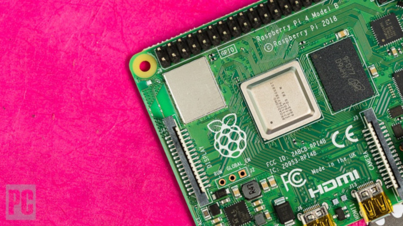 Trong nháy mắt: Raspberry Pi 4 Bình luận