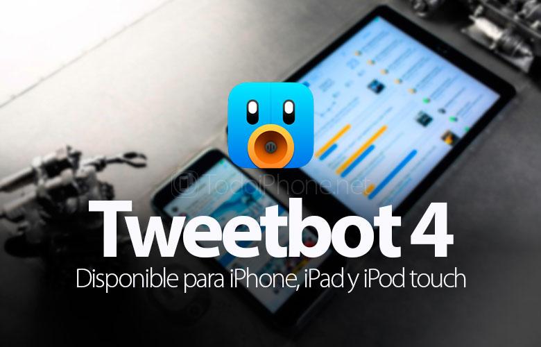Tweetbot 4 cho iPhone và iPad phải cung cấp và với nhiều tính năng mới