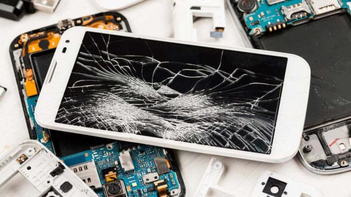 sửa chữa nhà sản xuất Ủy ban châu Âu smartphones viên nén