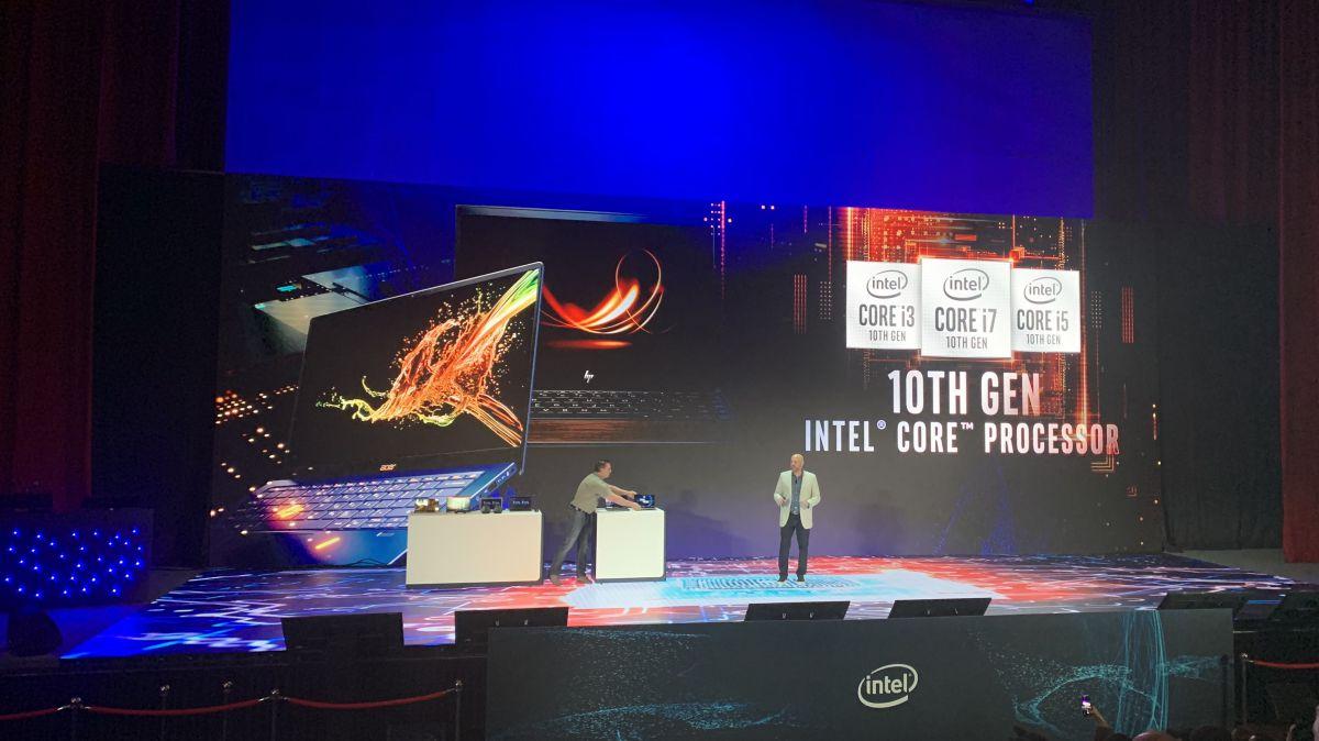 Vụ rò rỉ Intel Tiger Lake đã xuất hiện và có vẻ nhanh hơn một chút ...