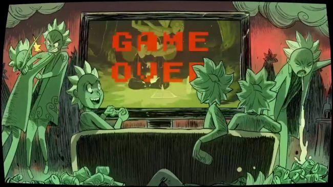 Video mới của Rick và Morty là kỳ lạ nhất, nhưng ...