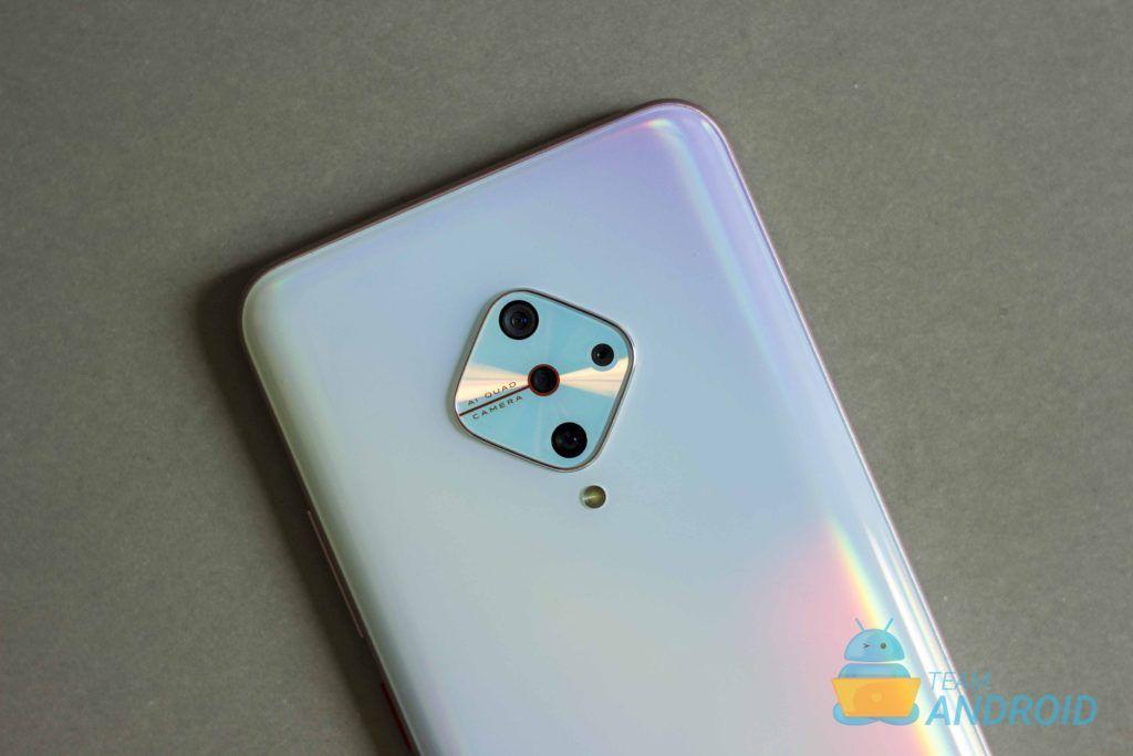 Vivo Đánh giá S1 Pro: Điện thoại Camera 48 MP