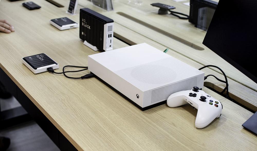 WD đã tạo một đĩa Xbox Game Pass. Trò chơi mới trong tầm tay