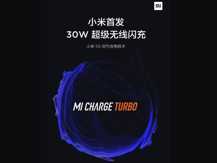 Xiaomi ra mắt Mi Charge Turbo: Sạc không dây 30 W là ...
