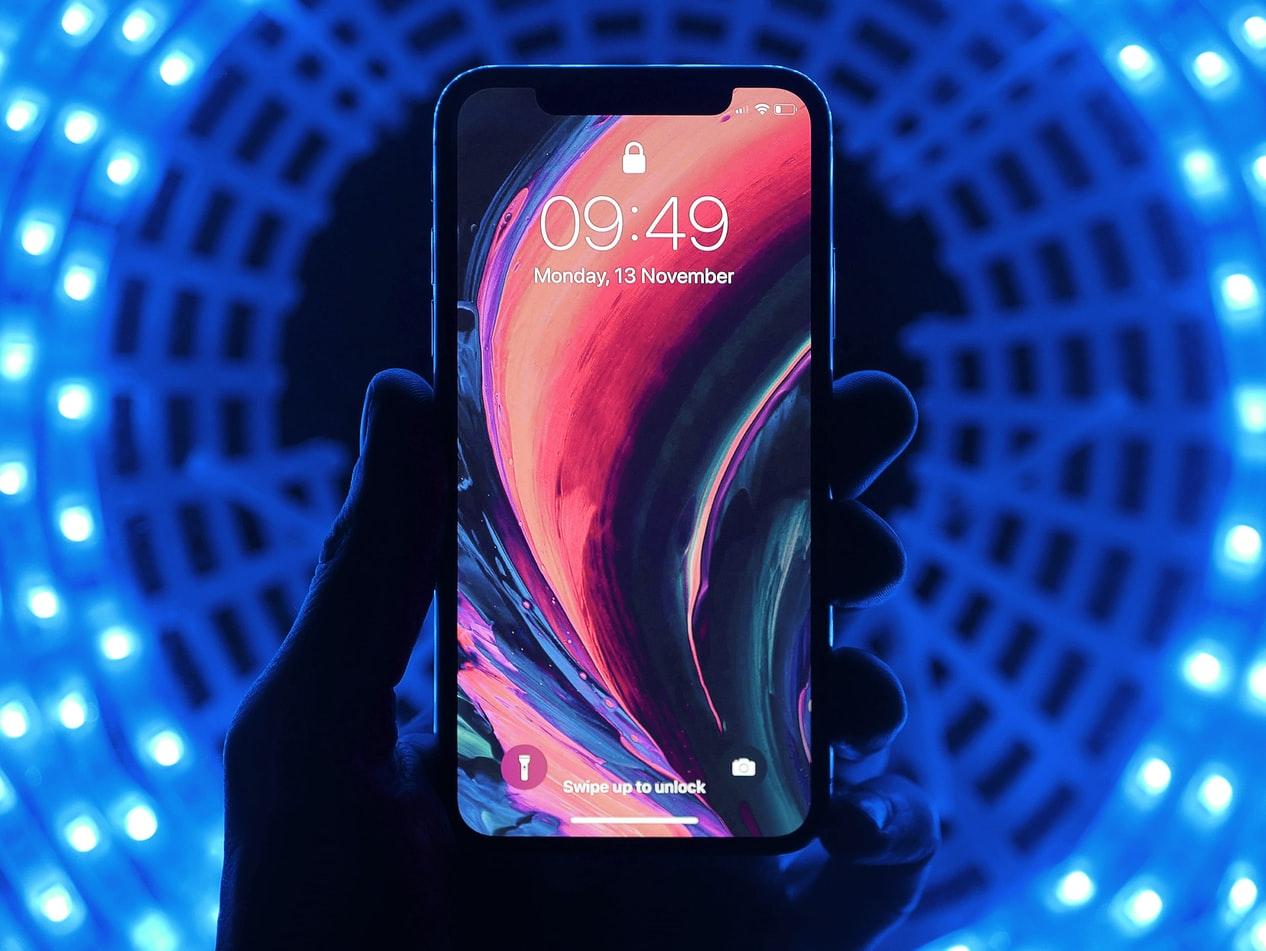 Xóa ánh sáng xanh khỏi iPhone của bạn 1