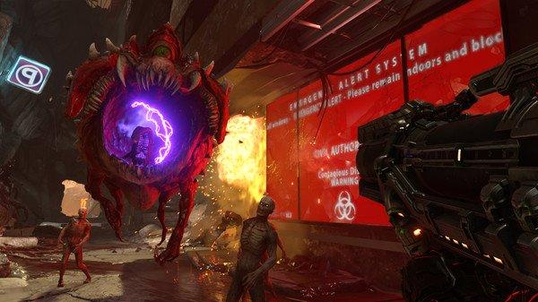 Yêu cầu hệ thống vĩnh cửu Doom tiết lộ, Slayer mang đến tin tốt cho các hệ thống cũ 1