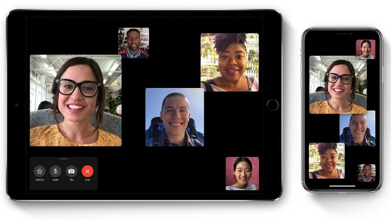 iOS 12.1.4 Cập nhật được phát hành, sửa lỗi cho lỗi nghe lén của FaceTime Group